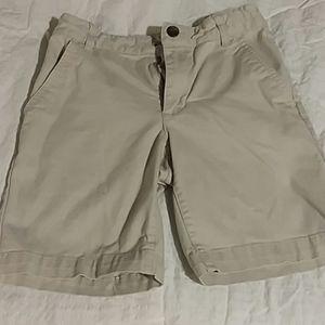 Old Navy boy's khaki shorts
